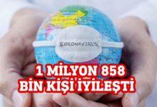 Photo of Dünyada Kovid-19 vaka sayısı 4 milyon 800 bini geçti