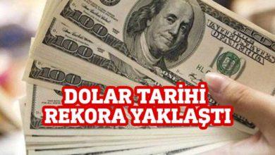 Photo of Dolar 7,09'u aştı