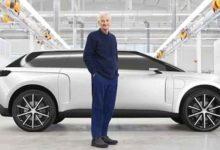 Photo of Dyson elektrikli aracını tanıttı