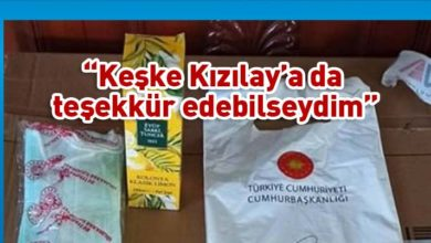Photo of Erdoğan'ın yardım paketleri KKTC'ye de ulaştı.