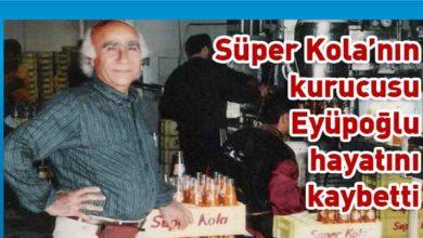 Photo of Ali Eyüpoğlu hayatını kaybetti