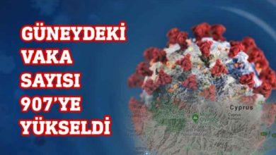 Photo of Güneyde 1659 test, 2 yeni vaka