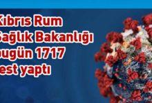 Photo of Güneyde 1 yeni vaka