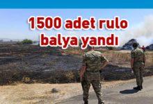 Photo of Gaziköy'de yangın sönrüdürüldü