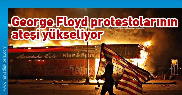 ABD'nin Minneapolis kentinde, siyahi Amerikalı George Floyd'un polis şiddeti sonucu hayatını kaybetmesinin ardından ülke geneline yayılan gösteriler ve şiddet olayları üzerine Savunma Bakanlığı (Pentagon), aktif görevdeki askeri inzibat birliklerine Minneapolis'e konuşlanmaya hazır olmaları talimatı verdi