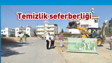 Photo of Gönyeli'de 'kapsamlı bakım ve temizlik' başladı