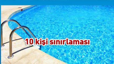 Photo of Güney Kıbrıs'ta havuzlara şartlı izin