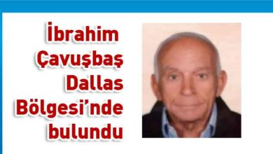 Photo of Kayıp şahıs İbrahim Çavuşbaş bulundu