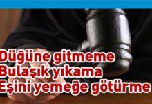 """Photo of Türkiye'de mahkemelerin bugüne kadar verdiği """"ilginç"""" cezalar"""