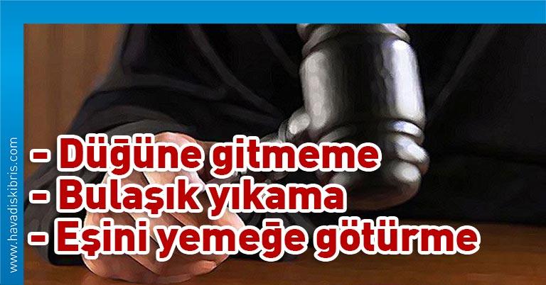 """Türkiye'de mahkemelerin bugüne kadar verdiği """"ilginç"""" cezalar"""