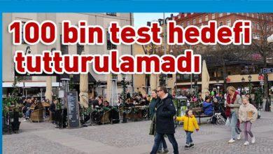 Photo of İsveç'te sürü bağışıklığı stratejisi işe yaramıyor