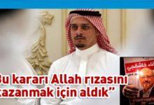 Photo of Cemal Kaşıkçı'nın ailesi katilleri affetti