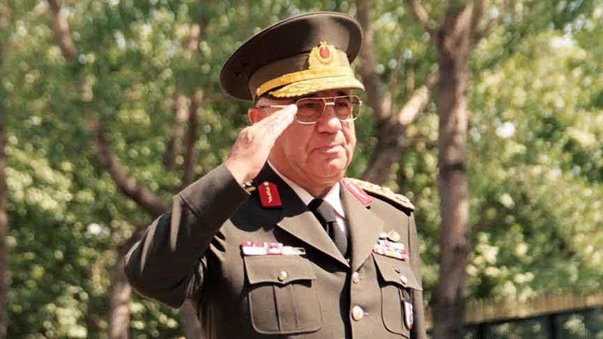 22. Genelkurmay Başkanı emekli Orgeneral İsmail Hakkı Karadayı