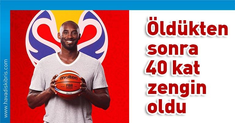 Satın aldığı hisse 40 kat değer kazanan ünlü basketbolcu, ailesine büyük bir miras bıraktı