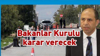 Photo of Özersay: Kapanma kararı gibi açılma kararını da Bakanlar Kurulu verecek
