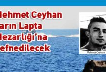 Photo of Mehmet Ceyhan yarın toprağa verilecek