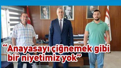 Photo of Amcaoğlu: Maaş kesintileri en kısa zamanda geri ödenecek