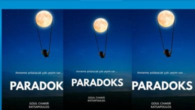 Photo of Goul Chakir'ın yeni kitabı çok yakında raflarda