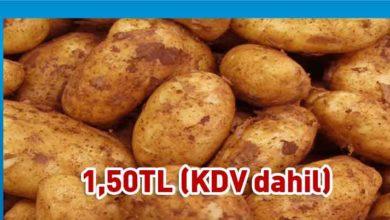 Photo of TÜK, sözleşmeli ektirdiği patates alım fiyatını açıkladı