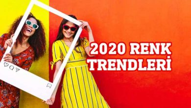 Photo of 2022'nin renk trendleri şimdiden belirlendi