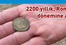 Photo of Tarladan 2200 yıllık sikke çıktı