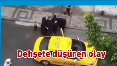 Photo of Kocaeli'de bir taksici, doğum yapan kadını aracından attı!