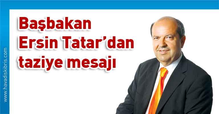 Başbakan Ersin Tatar