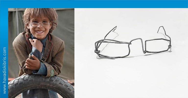 telden gözlük