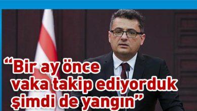 Photo of Erhürman: Sağlıkta, ekonomide, ormanlarda ağır bedeller ödedik
