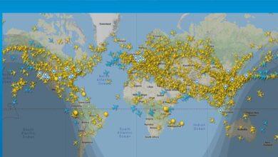 Photo of Uçuş trafiği 22 Mart'tan sonra ilk kez 100 bini geçti
