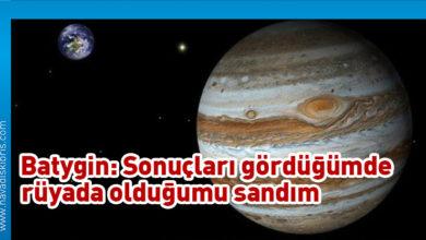 Photo of Jüpiter'in en büyük uyduları küçük dolu tanelerinden oluşmuş