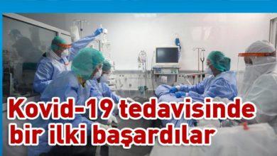Photo of Korona hastasına akciğer nakli yapıldı