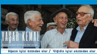 Photo of Yaşar Kemal'i anan iki sergi vakfın sitesinde erişime açıldı