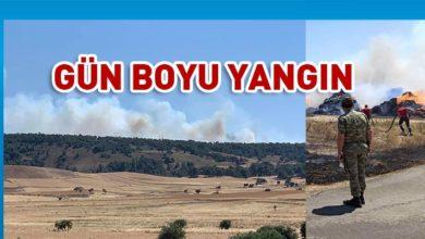 Photo of İtfaiye yangından yangına koştu