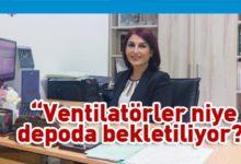 Photo of Özlem Gürkut: Hastalar niye özel hastanelere sevk ediliyor?