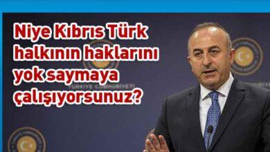 Photo of Çavuşoğlu: Rum kesimi hariç tüm Akdeniz ülkeleriyle işbirliğine hazırız