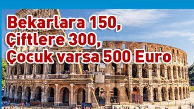 Photo of İtalya turizmi canlandırmak kesenin ağzını açtı
