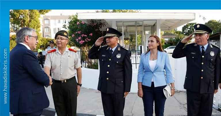 Mustafa Akıncı, Polis Genel Müdürlüğü'
