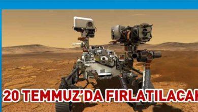 Photo of NASA, Mars keşif aracı Perseverance'ın fırlatılışını erteledi