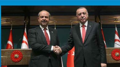 Photo of TC Cumhurbaşkanı Erdoğan, Başbakan Tatar ile telefonda görüştü