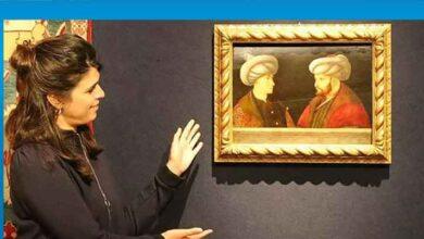 Photo of Bardakçı: İBB'nin satın aldığı tabloda Fatih'in karşısındaki genç, Cem Sultan değil