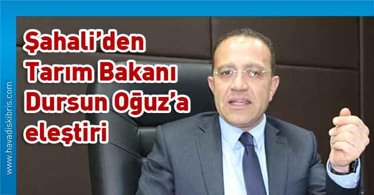 CTP Milletvekili Erkut Şahali