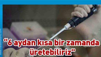 Photo of Türk bilim insanı aşı için tarih verdi