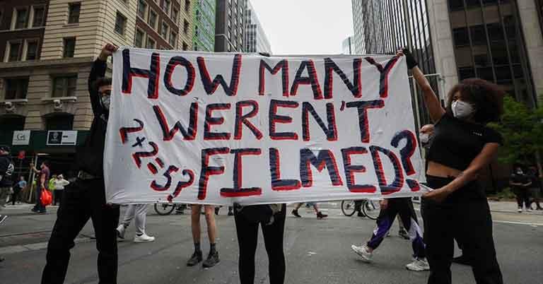 George Floyd protestoları