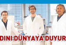 Photo of Türk profesörden kan akışına meydan okuyan mikro robot