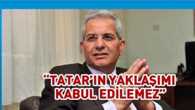 Photo of AKEL'den Tatar'ın geçiş kapılarıyla ilgili açıklamasına tepki