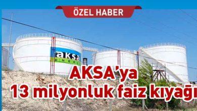 Photo of KIB-TEK, 16.2 faiz ile AKSA'ya 225 milyon TL borç biriktirdi