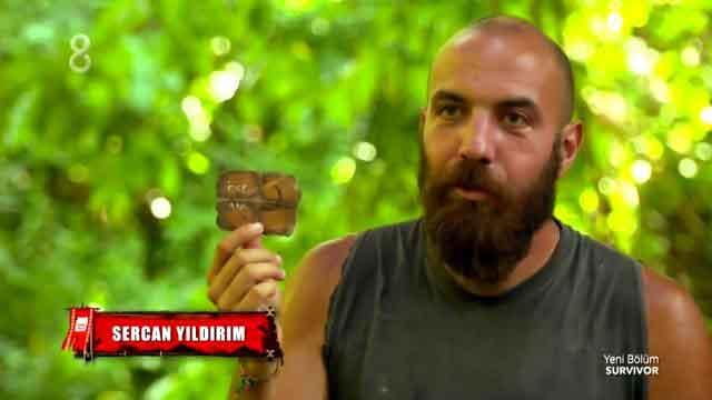 Acun Ilıcalı, Survivor 2020, Sercan, Nisa