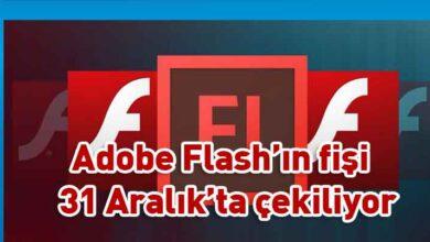 Photo of İnternette bir devrin sonu: Adobe, Flash için tarih verdi