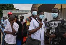 Photo of Afrika'da Kovid-19 vaka sayısı 980 bini aştı